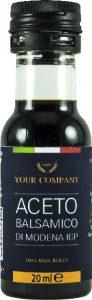 Aceto balsamico di modena Igp monodose in bottiglia